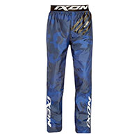 Ixon Stripe Pants Navy Camo Orange