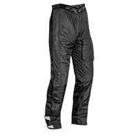 Ixon Trouser Sutherland Black Yellow Fluo