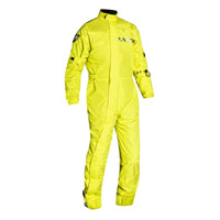 Ixon Yosemite Rain Suit Yellow Fluo Black