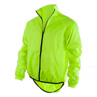 O'neal Breeze Rain Jacket Yellow