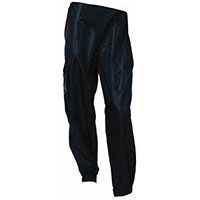 Oxford Rain Seal All Weather Over Pantaloni Nero