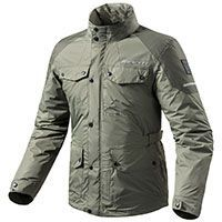 Rev'it Rain Jacket Quartz H2o Olive Green