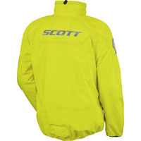 Scott Ergonomic Pro Dp Rain Jacket Fluo Yellow - 2