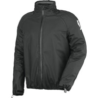 Scott Ergonomic Pro Dp Rain Jacket Black