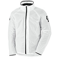 Scott Ergonomic Light Dp Rain Jacket Clear