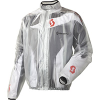 Scott Rain Jacket Clear
