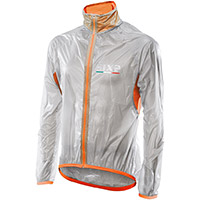 Six2 Ghost Jacket Orange