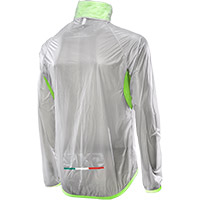 Six2 Ghost Jacket Green