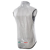 Six2 Ghost Gilet Antivento Nero