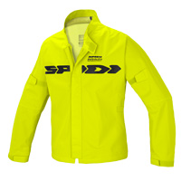 Spidi Sport Rain Jacket Yellow