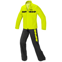Spidi Sport Rain Kit Giallo Fluo
