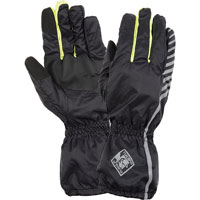 Tucano Urbano Gordon Nano Plus Overgloves Black Yellow