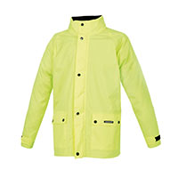 Tucano Urbano Waterproof Jacket Diluvio Plus Yellow