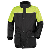 Tucano Urbano Diluvio Plus Rain Jacket Yellow