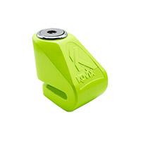 Kovix Kn1 Disc Lock Yellow Fluo