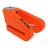 Kovix Kvz2 Disc Lock Orange Fluo