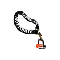 Kryptonite Catena New York Noose 130cm 12mm Con Evolution Disc4