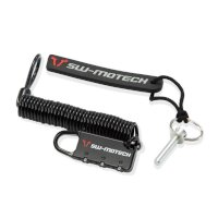 Sw-motech Anti-theft Protection Evo/pro Black