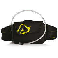 Acerbis Dromy Waist Pack Black Yellow