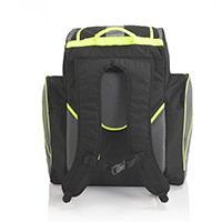 Acerbis Jerla Bag Black Yellow Fluo