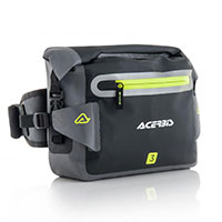 Acerbis No Water 3l Waistpack Black Grey