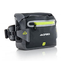 Acerbis No Water 4l Waistpack Black Grey