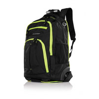 Acerbis Waggy Trolley Black Backpack