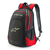 Alpinestars Defcon Backpack Red Black Hv Yellow