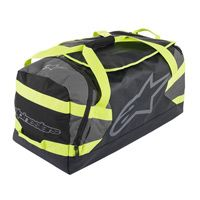 Alpinestars Goanna Duffle Bag Black Anthracite Yellow Fluo