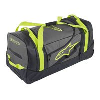 Alpinestars Komodo Travel Bag Athracite Yellow Fluo