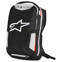 Alpinestars Backpack City Hunter White Red Black