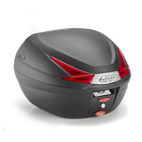 Givi Monolock 33 Litre Red Retro-reflectors