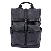 Bagster District Backpack Black