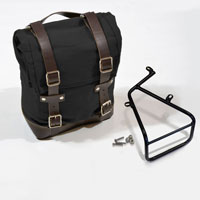 Unit Garage Side Pannier Black+ Frame Bmw R Nine-t