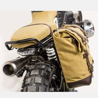 Unit Garage Side Pannier Black+ Frame Bmw R Nine-t - 3