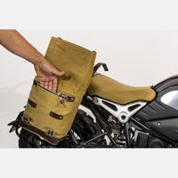 Unit Garage Side Pannier + Frame Bmw R Nine-t - 2