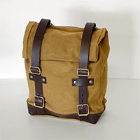 Unit Garage Borsa Laterale + Telaio Universale Beige/brown Ug-1006