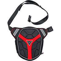 Dainese D-exchange Leg Bag Rosso