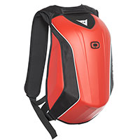 Dainese D-mach Compact Backpack Fluo Red