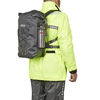 Zaino Givi Rullo Waterproof 18 Litri
