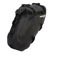Enduristan Blizzard S 12lt Saddle Bag Black