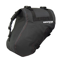 Enduristan Blizzard L 24lt Saddle Bag Black