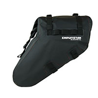Enduristan Blizzard Xl 34lt Saddle Bag Black