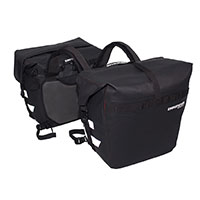 Enduristan Monsoon 3 Side Panniers Black