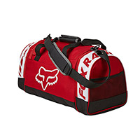 Fox 180 Duffle Mach One Rosso Flame