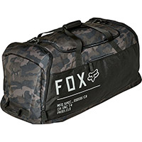 Borsone Fox Podium 180 Nero Camo