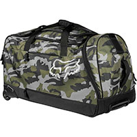 Fox Shuttle Roller Bag Camo Green