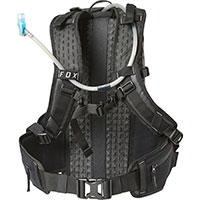 Mochila Fox Utility Hydration Medium negro