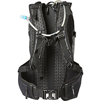 Fox Utility Hydration Pack Large Backpack Black