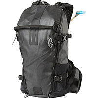 Zaino Fox Utility Hydration Pack Large Nero